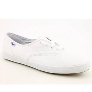 Keds Champion Oxford White CVO Leather Sneakers